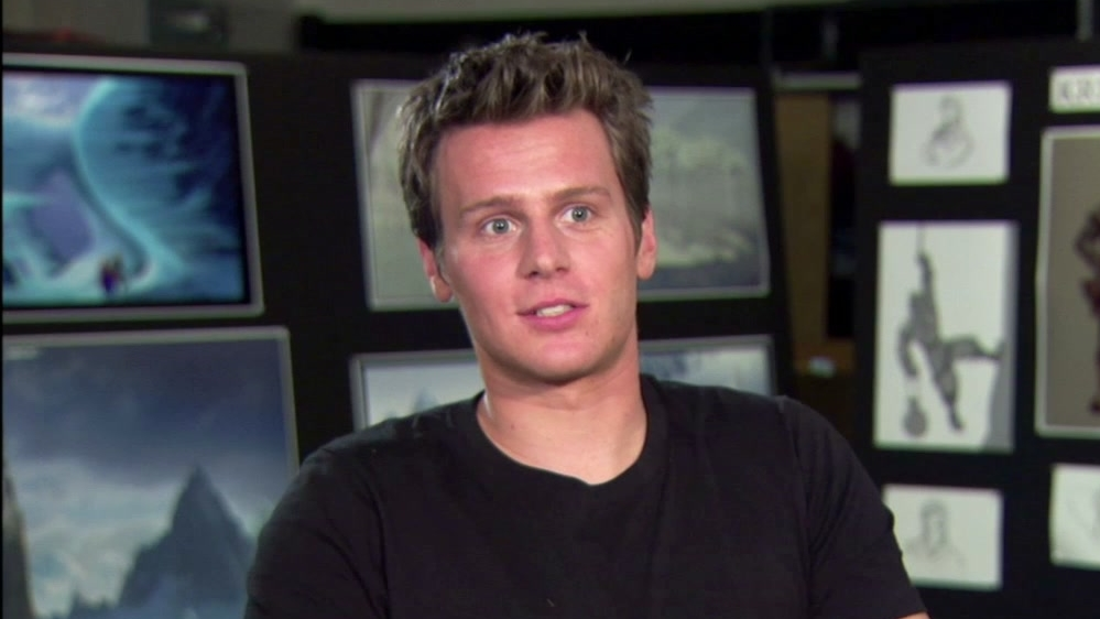 Frozen: Jonathan Groff On His Character