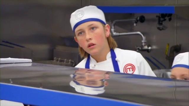 Masterchef Junior: The Restaurant Takeover: Top 6 Compete