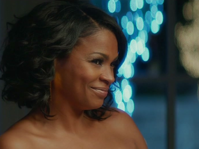 Best Man Holiday: The Group Talks About Sexting Over Dinner