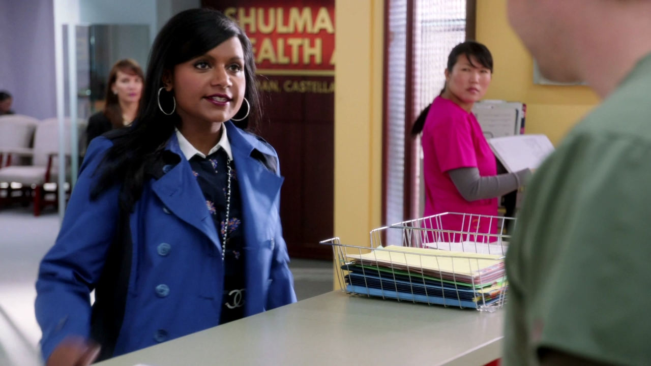 The Mindy Project: Mindy Makes An Anouncement
