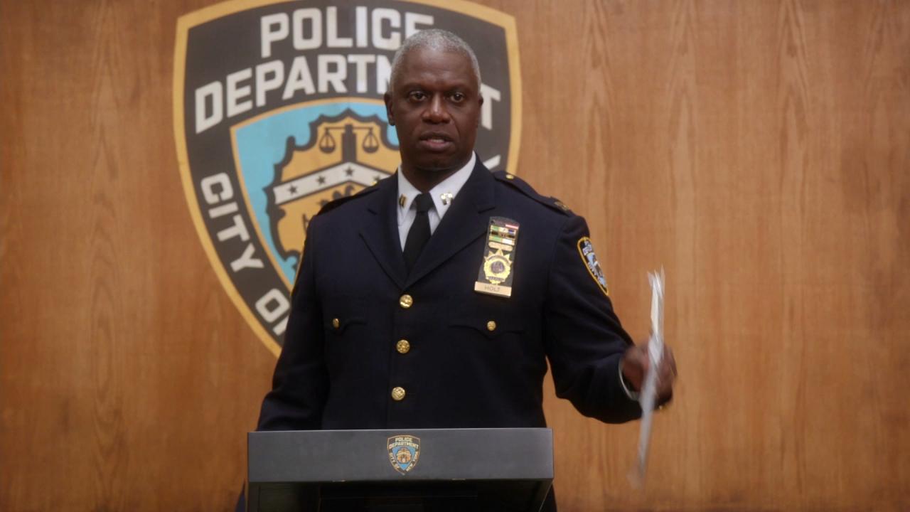 Brooklyn Nine-Nine: Clip 2
