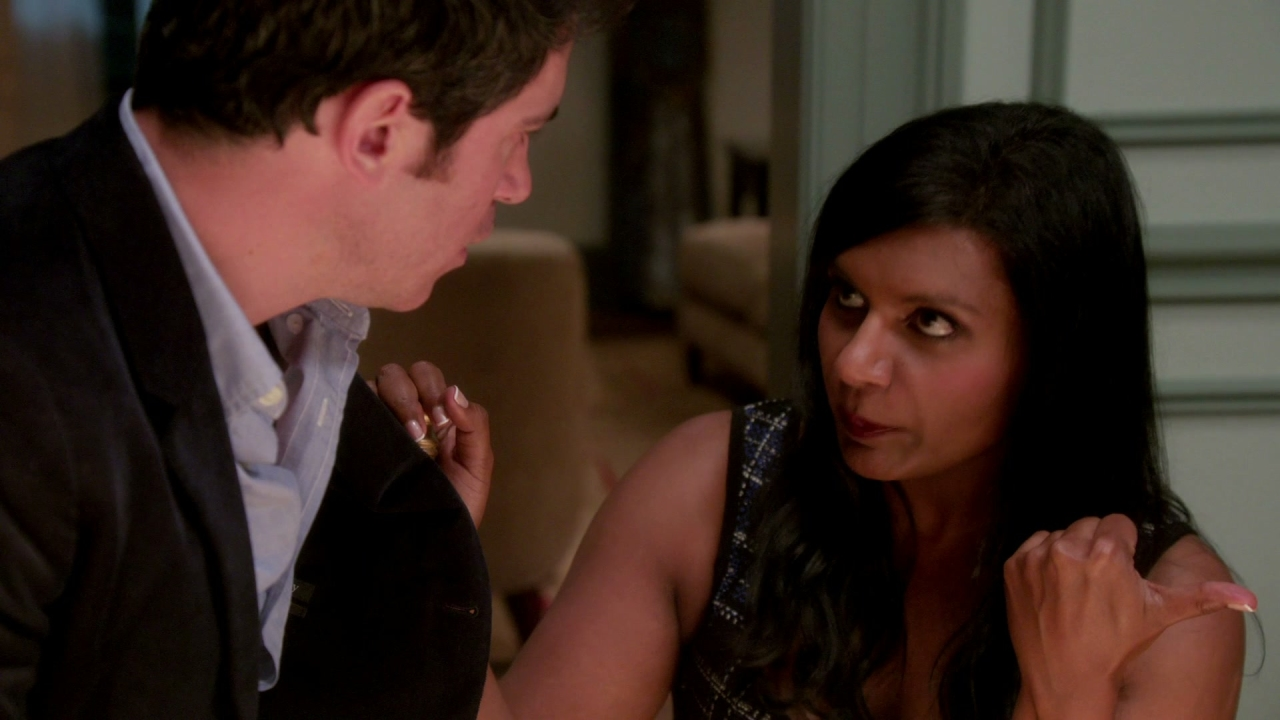 The Mindy Project: Mindy And Dr. Danny