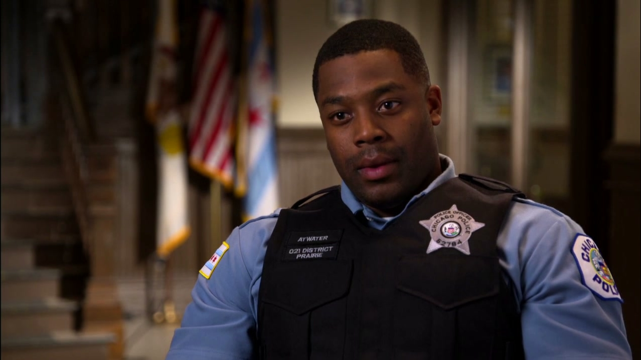 Chicago P.D.: Laroyce Hawkins-Officer Atwater