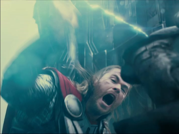 Thor: The Dark World: Battle Between Realms