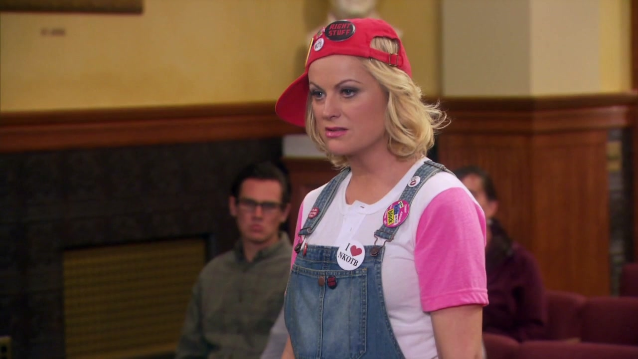 Parks And Recreation: Leslie Calls For A Filibuster