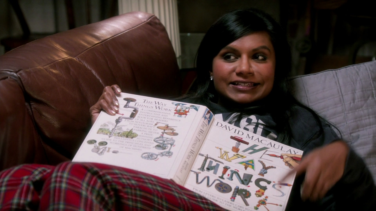 The Mindy Project: Mindy Wants The Bed
