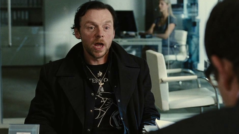 The World's End: On Simon Pegg's Character