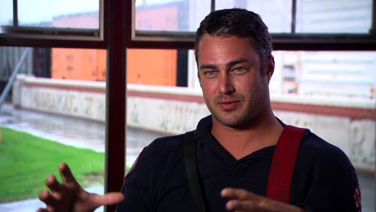 Chicago Fire: Interview Excerpts Taylor Kinney