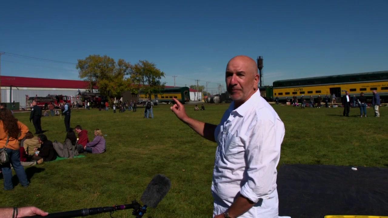 Chicago Fire: Interview Excerpts Michael Slovis-Episode Director