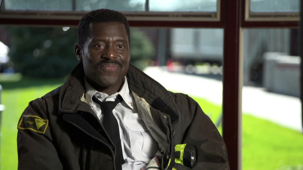 Chicago Fire: Interview Excerpts Eamonn Walker