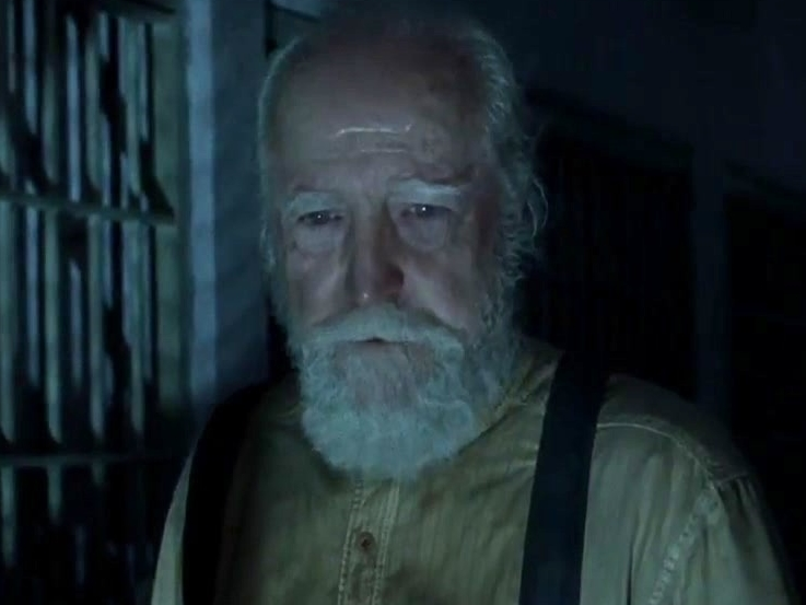 The Walking Dead: Internment