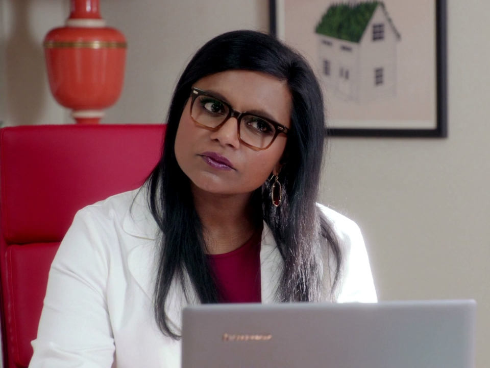 The Mindy Project: Junior Partner