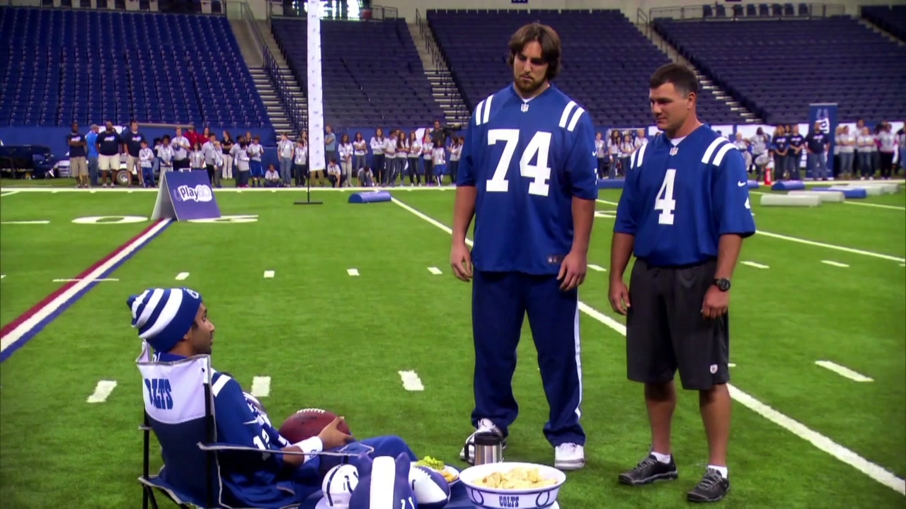 Parks And Recreation: NFL Play 360