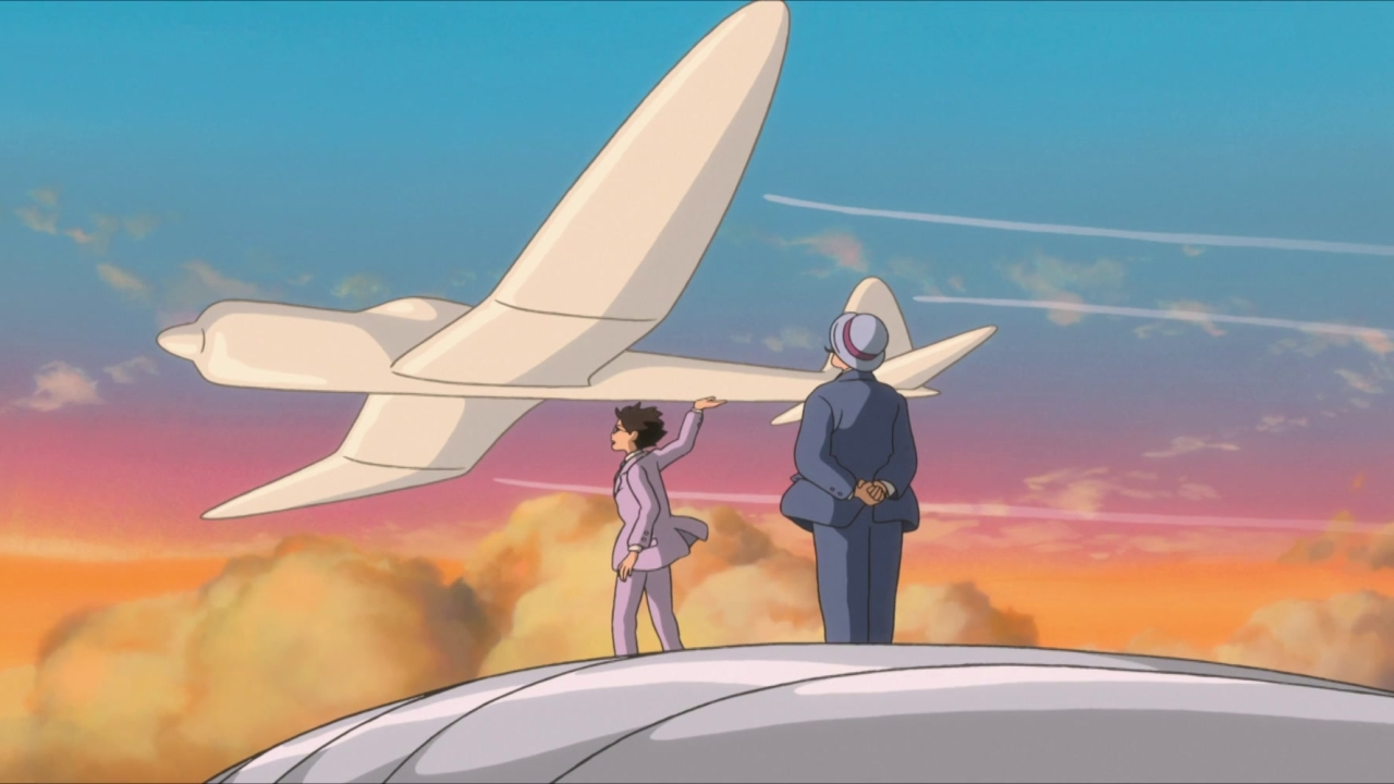The Wind Rises (US Trailer)