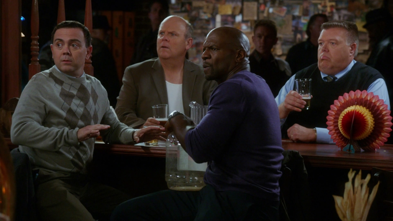 Brooklyn Nine-Nine: I Can Act Out Too