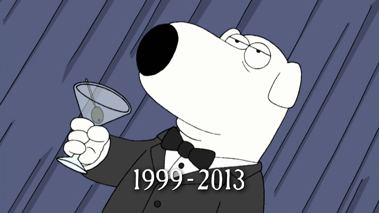 Family Guy: Farewell To Brian