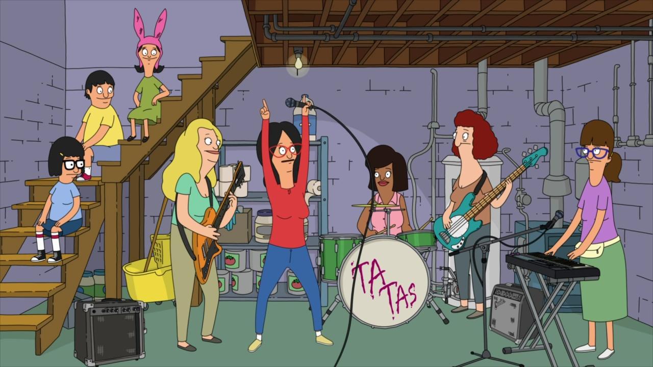 Bob's Burgers: Band Rehearsal