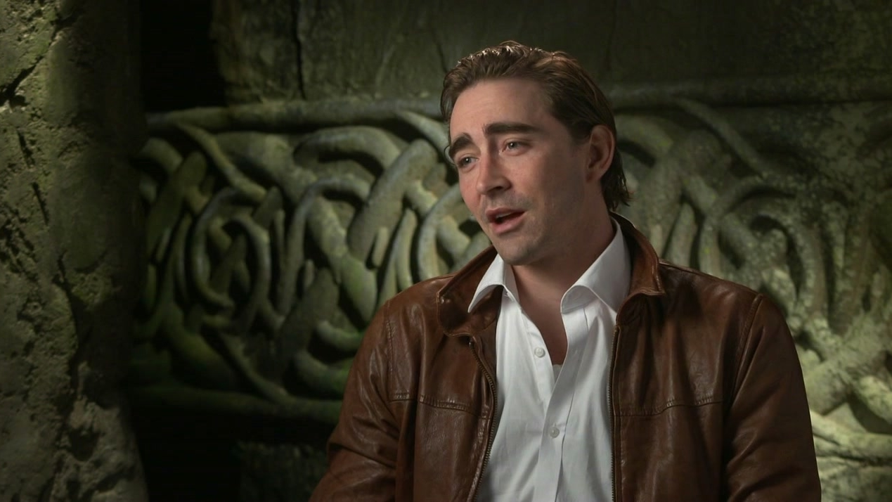 The Hobbit: The Desolation Of Smaug: Lee Pace