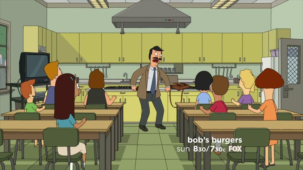 Bob's Burgers: Bob And Deliver