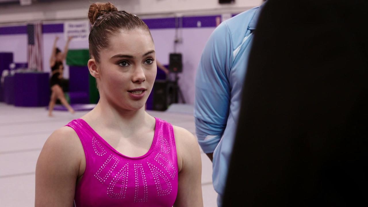 Bones: The Gymnast