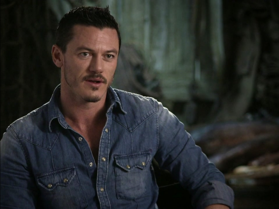 The Hobbit: The Desolation Of Smaug: Luke Evans