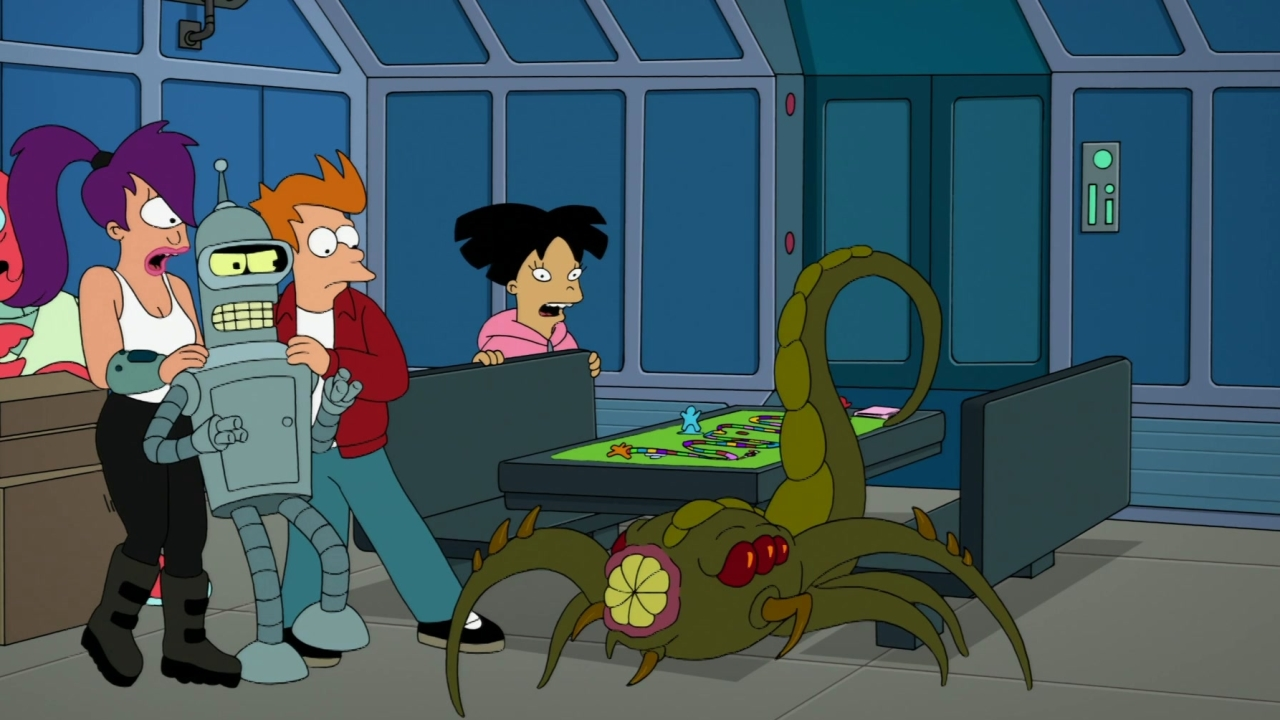 Futurama: Murder On The Planet Express