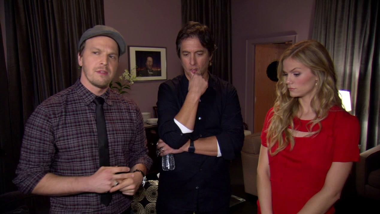 Hollywood Game Night: Gavin, Ray, And Brooklyn