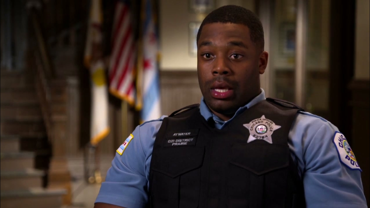 Chicago P.D.: Officer Kevin Atwater