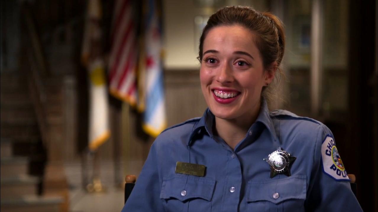 Chicago P.D.: Officer Kim Burgess