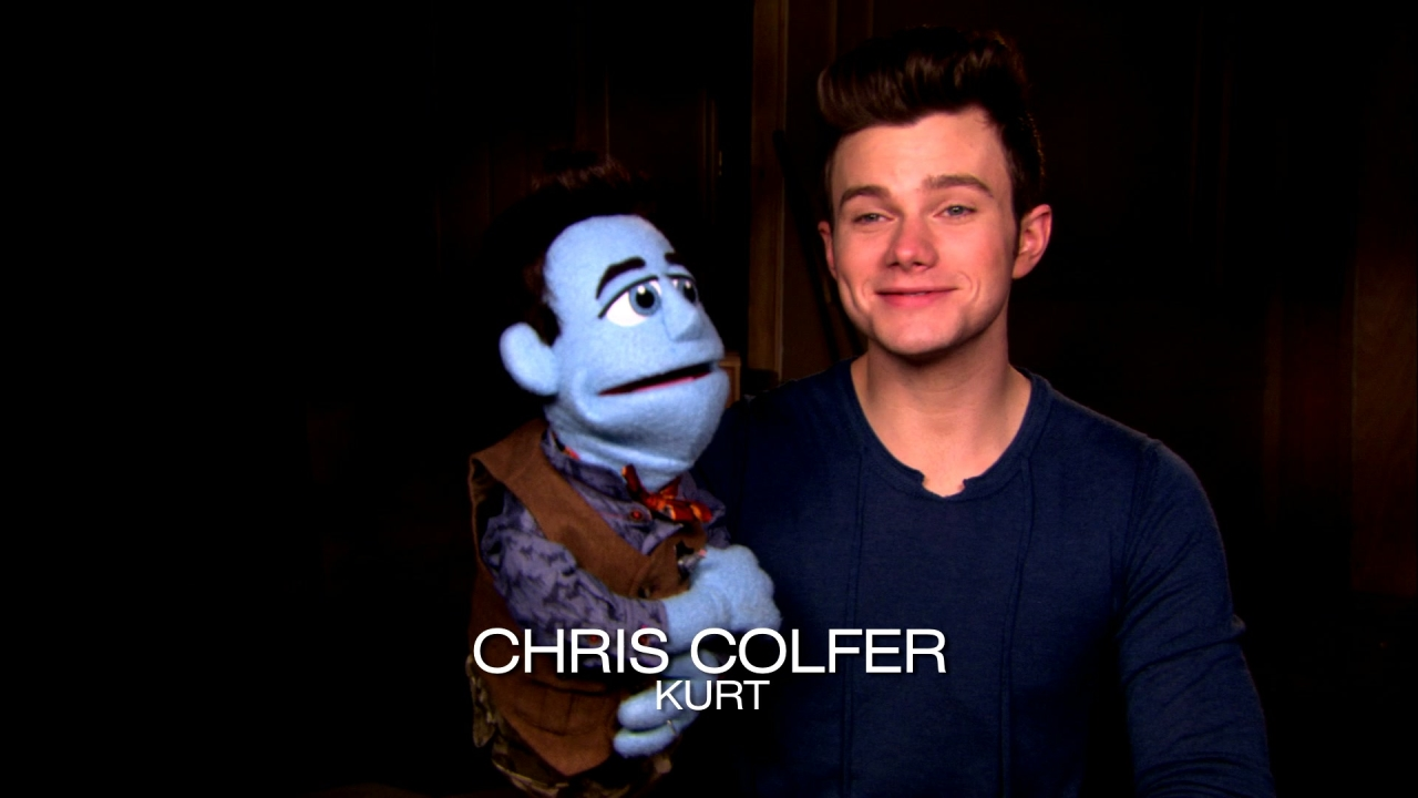 Glee: Behind The Scenes Of Puppet Master