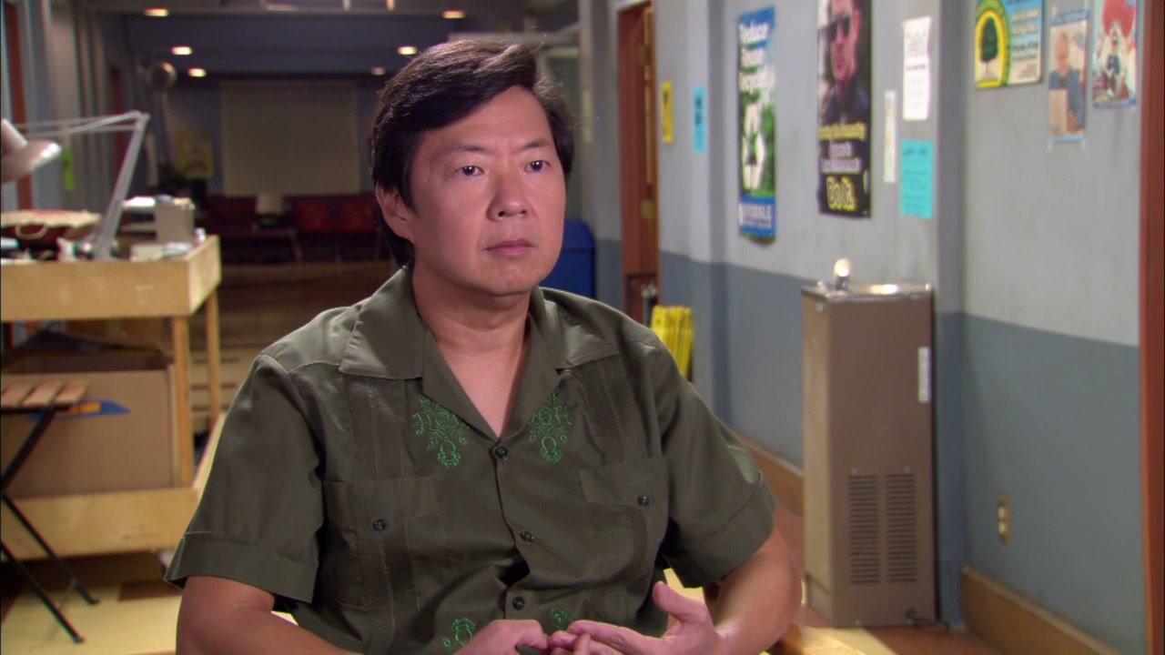 Community: Ken Jeong