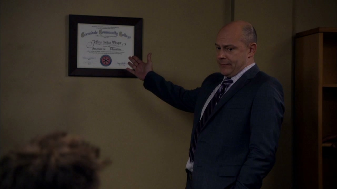 Community: You're Going To Sue?