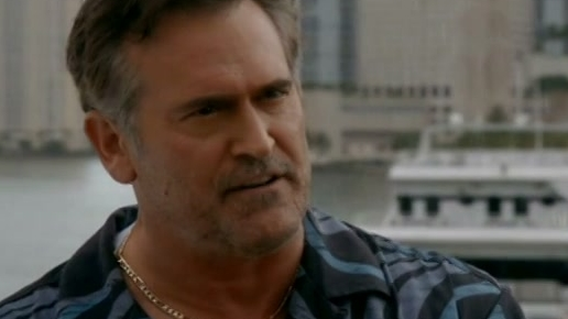 Burn Notice: Sea Change