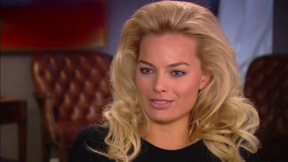 The Wolf Of Wall Street: Margot Robbie On Meeting The Real Jordan Belfort
