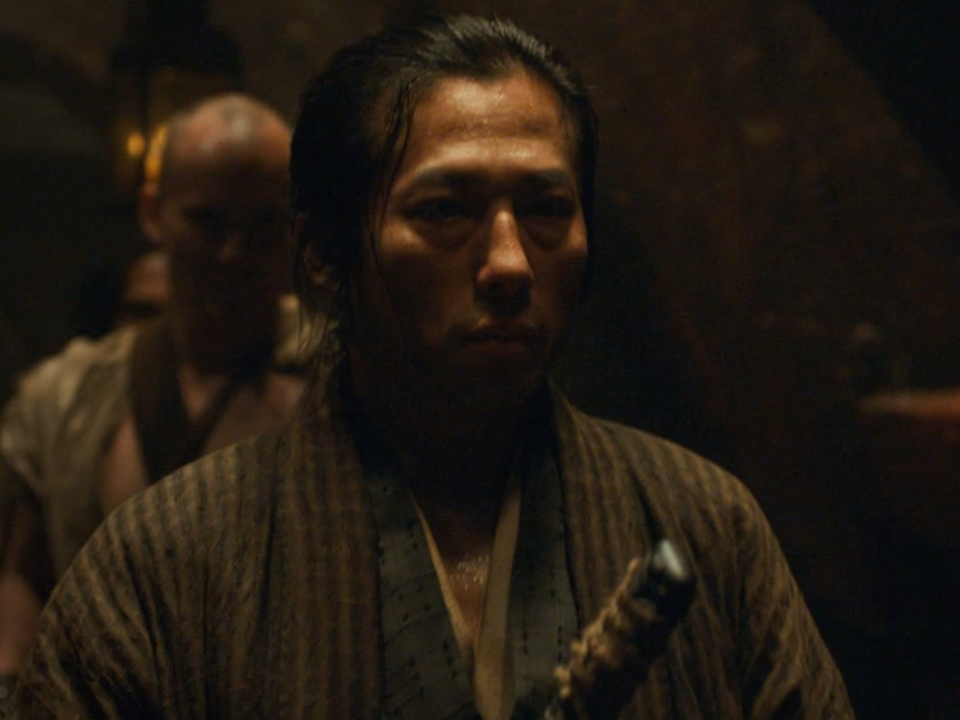 47 Ronin: Oshi Finds Kai Fighting On The Dutch Island