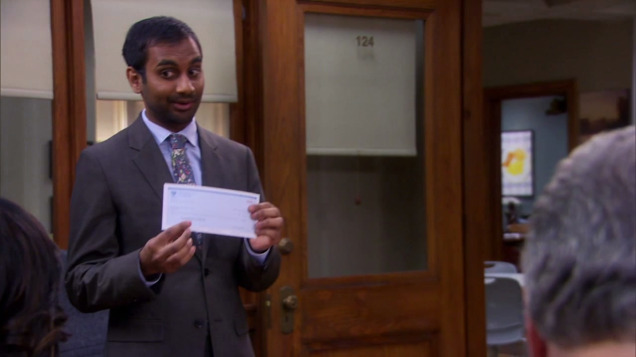 Parks And Recreation: Second Chunce