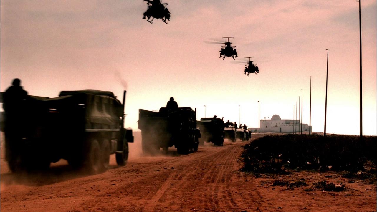 Black Hawk Down (English Trailer 1)