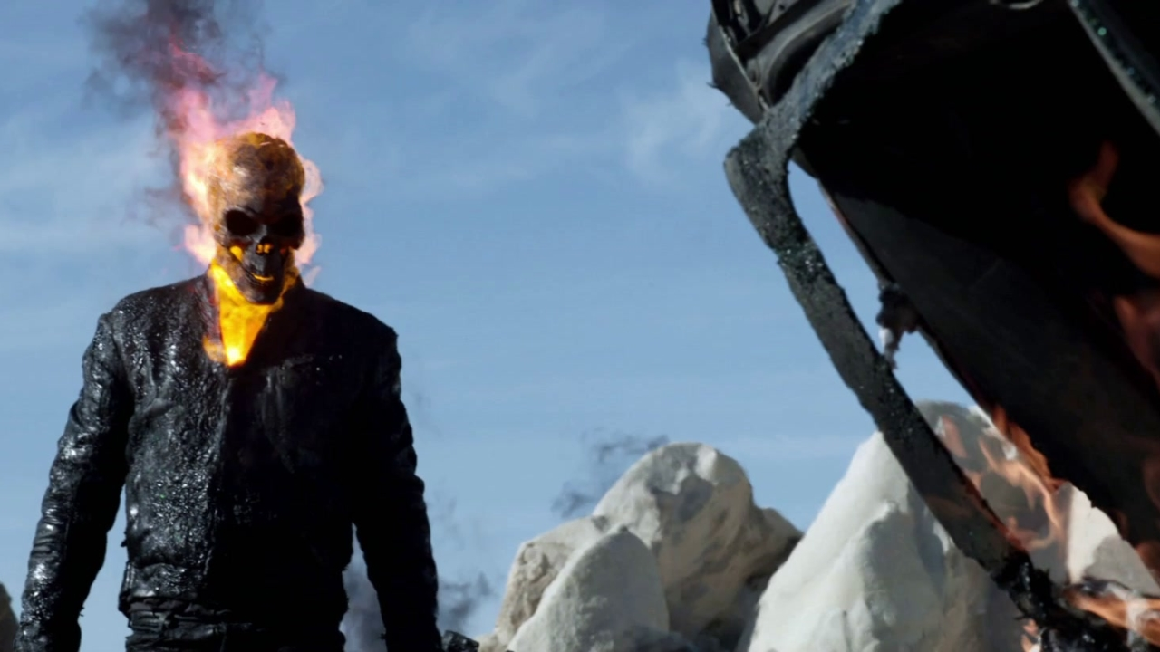 Ghost Rider Spirit Of Vengeance (English Trailer 1)