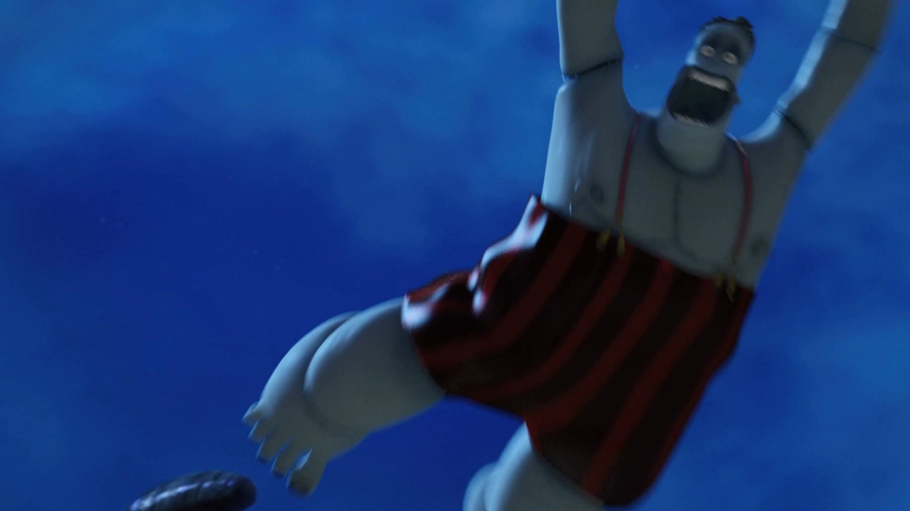 Hotel Transylvania (English Trailer 1 Subtitled)