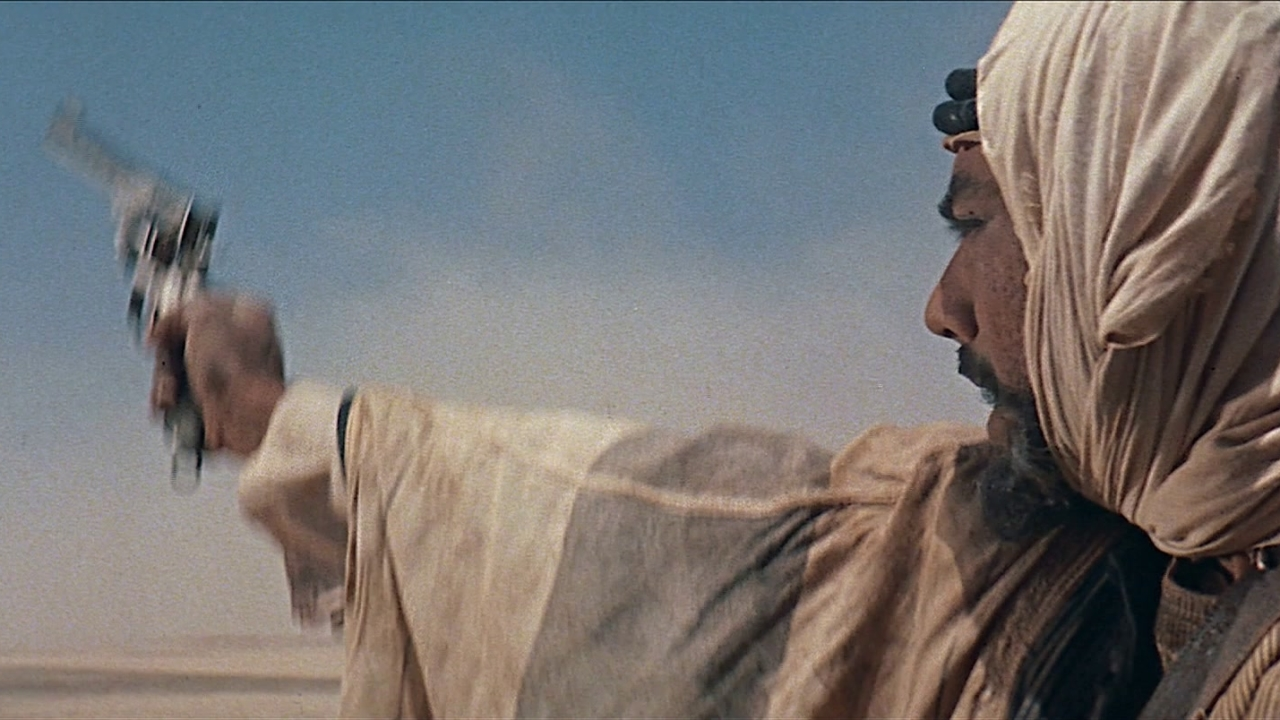 Lawrence Of Arabia (English Trailer 3)