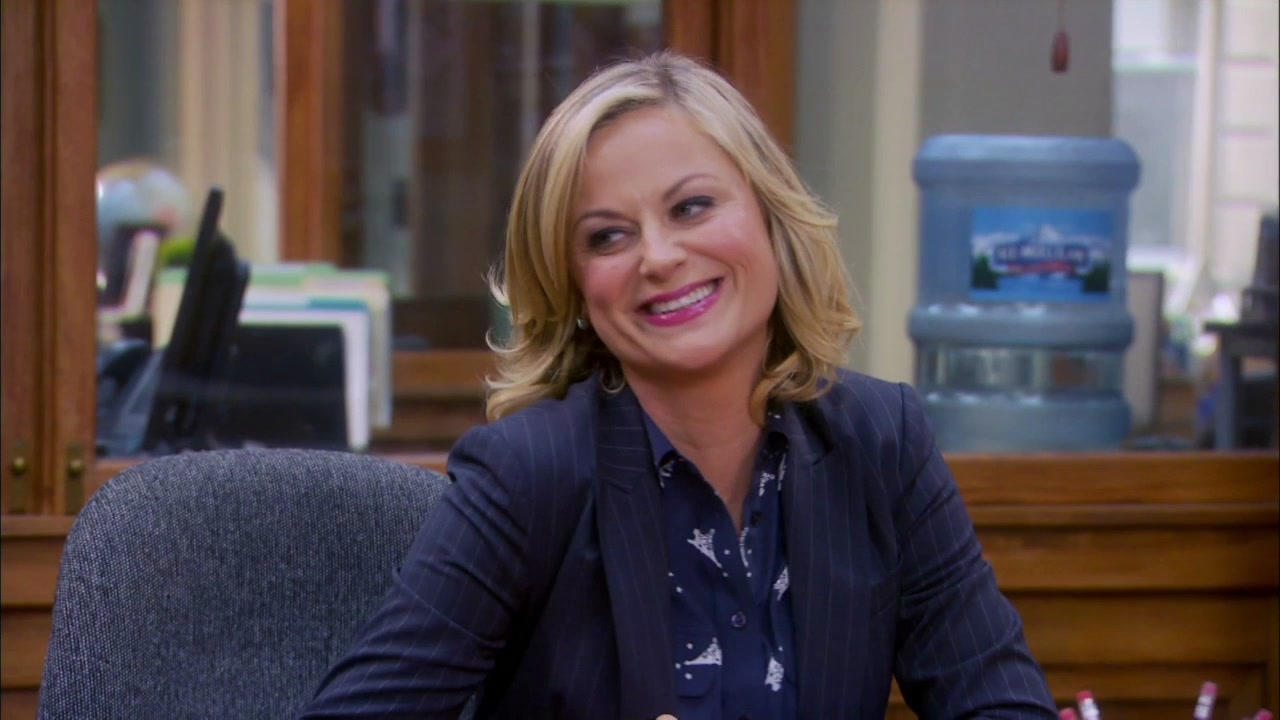 Parks And Recreation: Staff Meeting