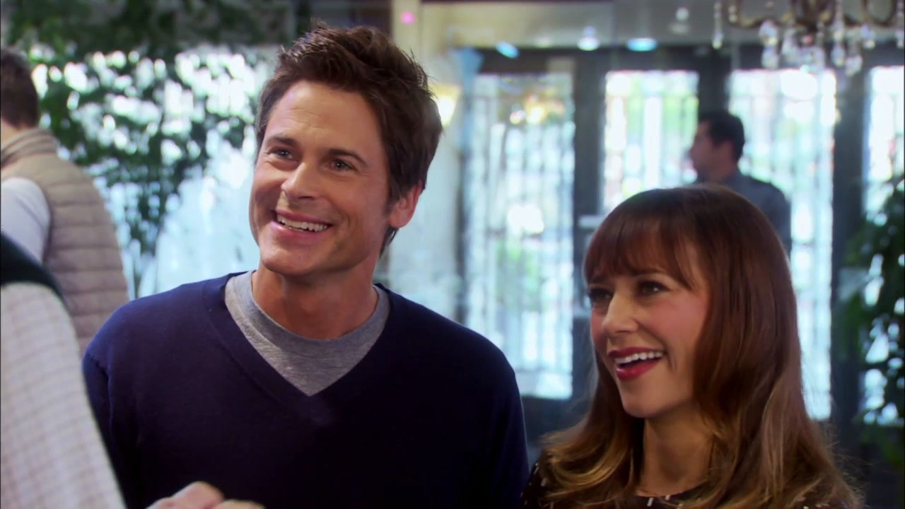 Parks And Recreation: Chris And Ann