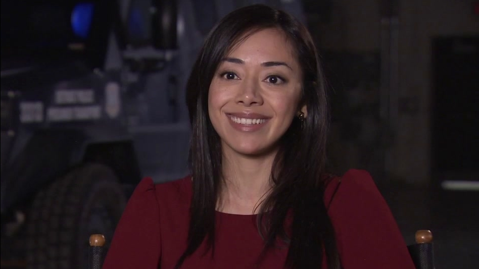 Robocop: Aimee Garcia On How She Would Describe The Film