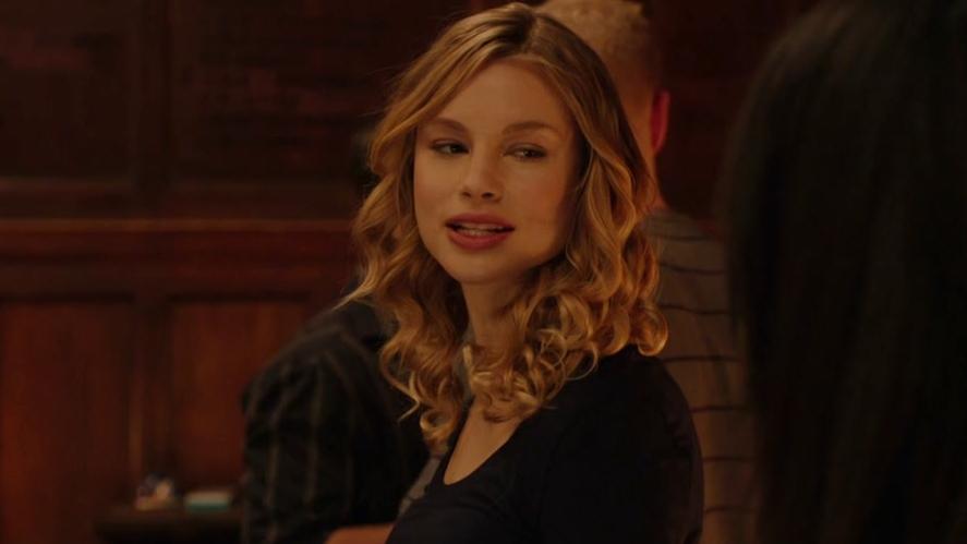 Vampire Academy: Lissa Shows Off
