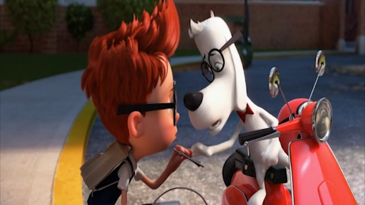 Mr. Peabody & Sherman: All About My Dad