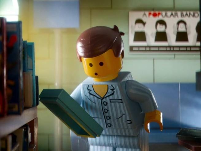 The Lego Movie: Good Morning