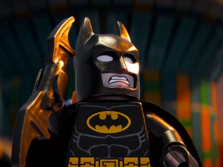 The Lego Movie: Where Can We Go Where We Can't Be Found?