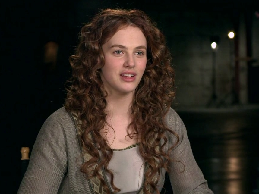 Winter's Tale: Jessica Brown Findlay On Her Character