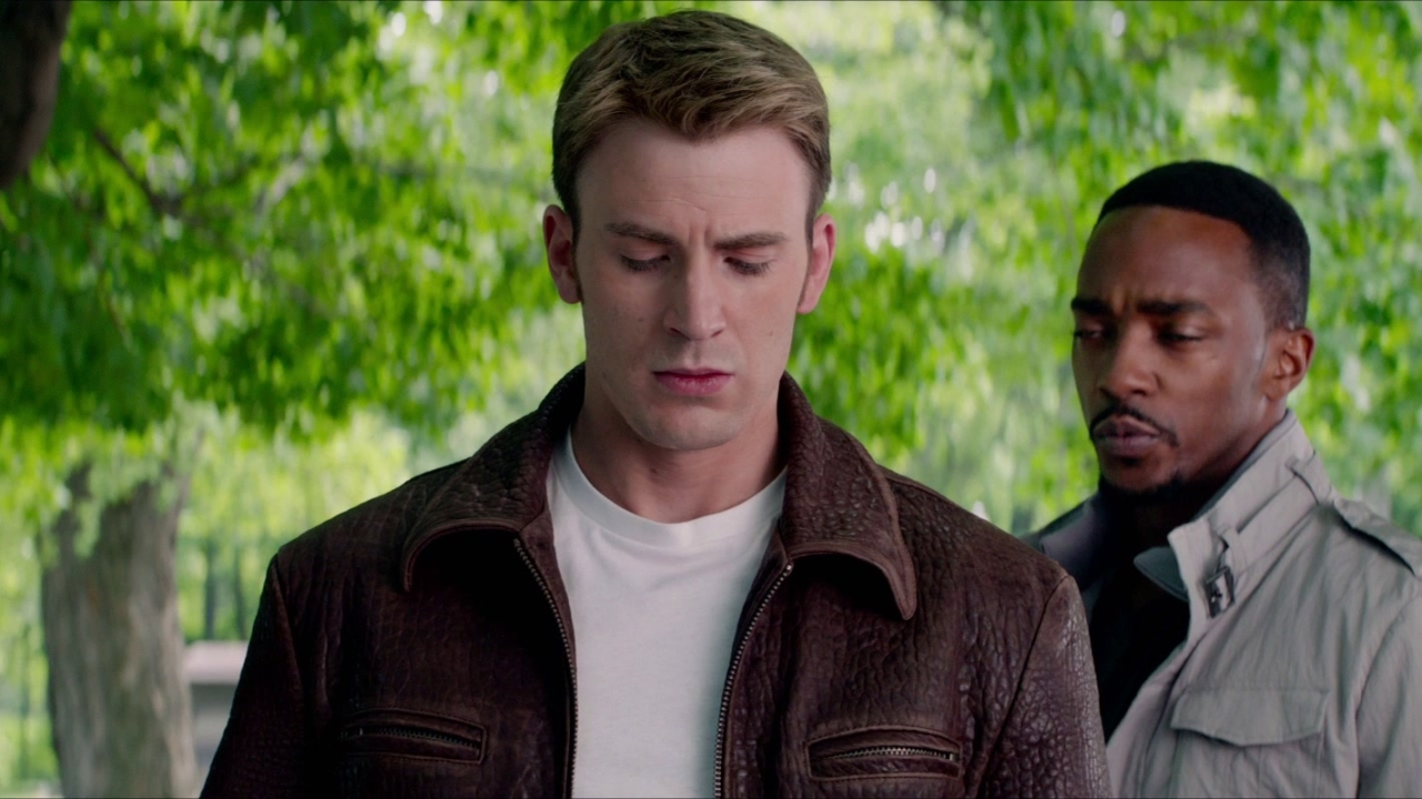 Captain America: The Winter Soldier: Strong (TV Spot)