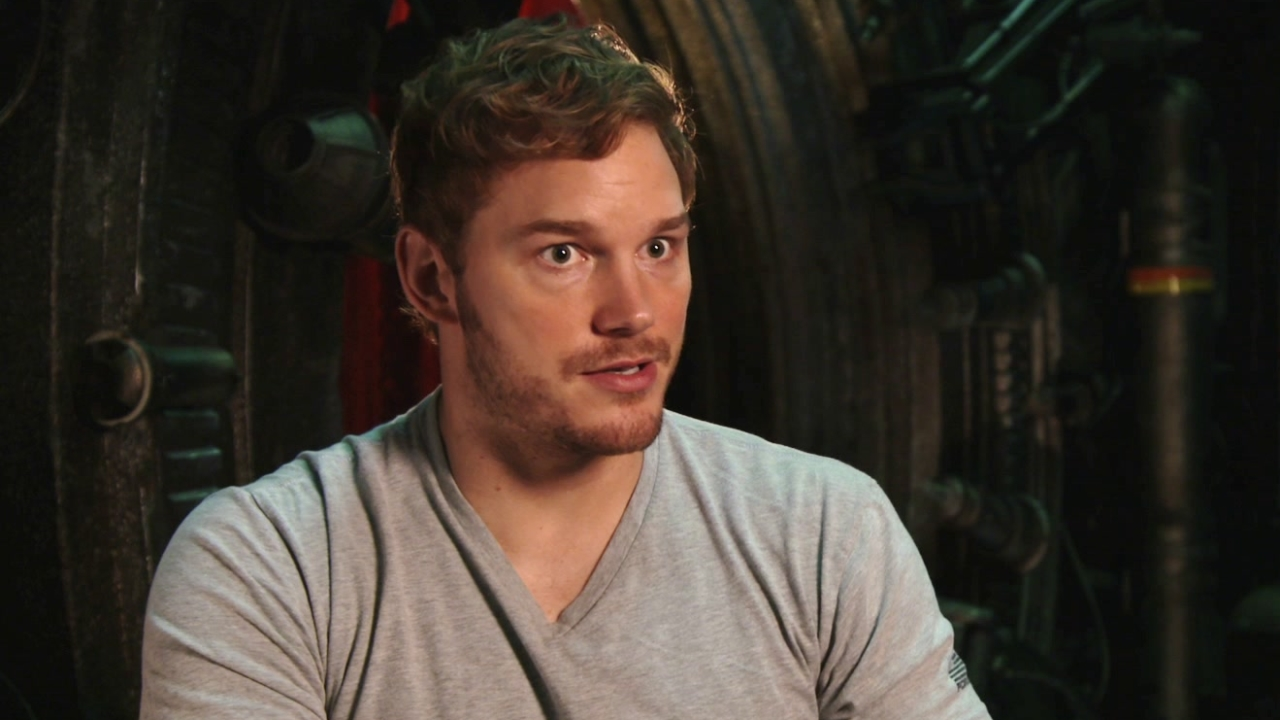 Guardians Of The Galaxy: Character Pod-Peter Quill